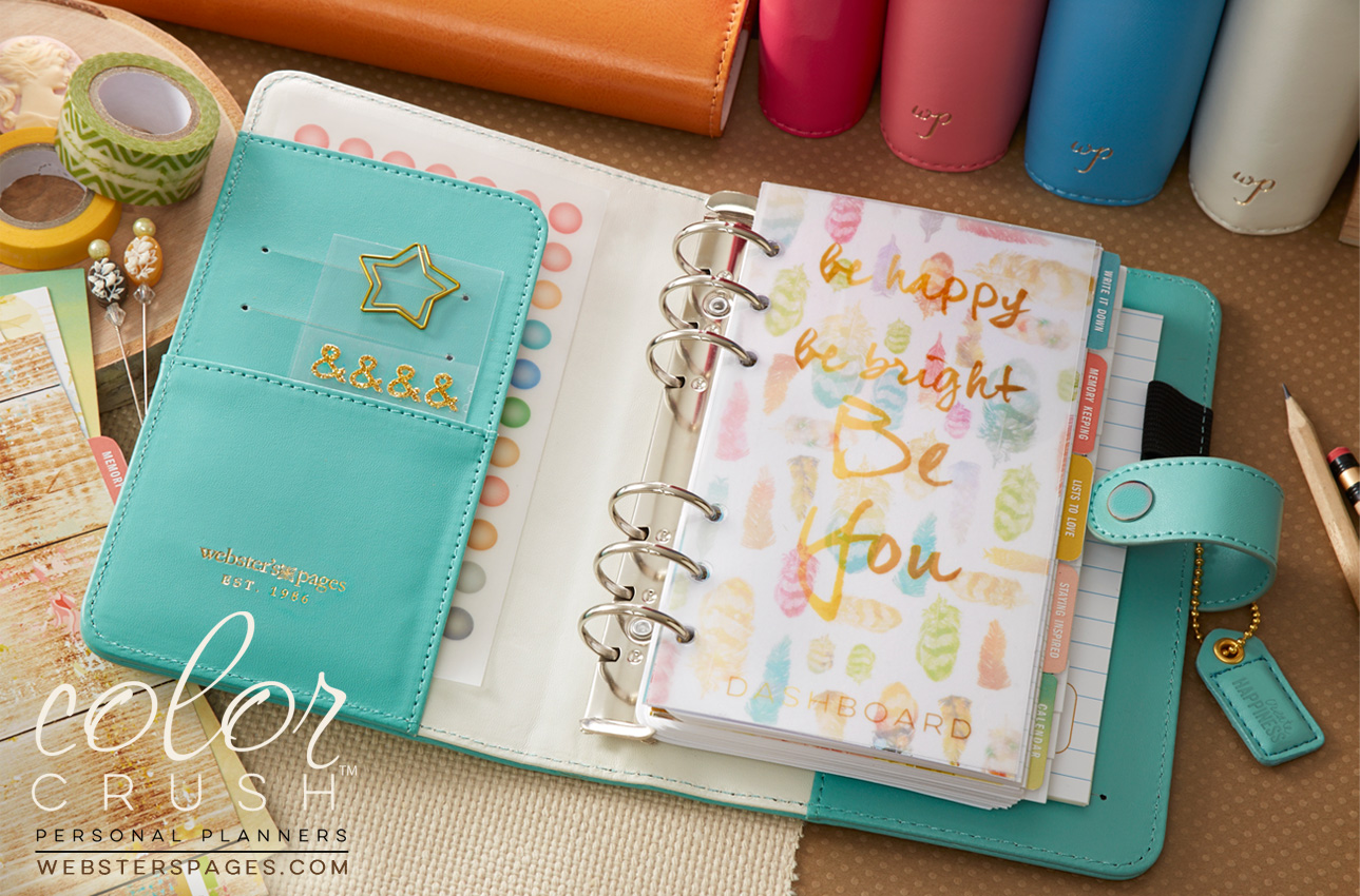 light-teal-personal-planner-websters-pages